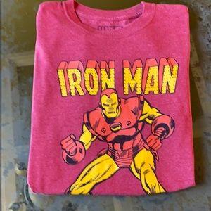 Marvel men's T-SHIRT